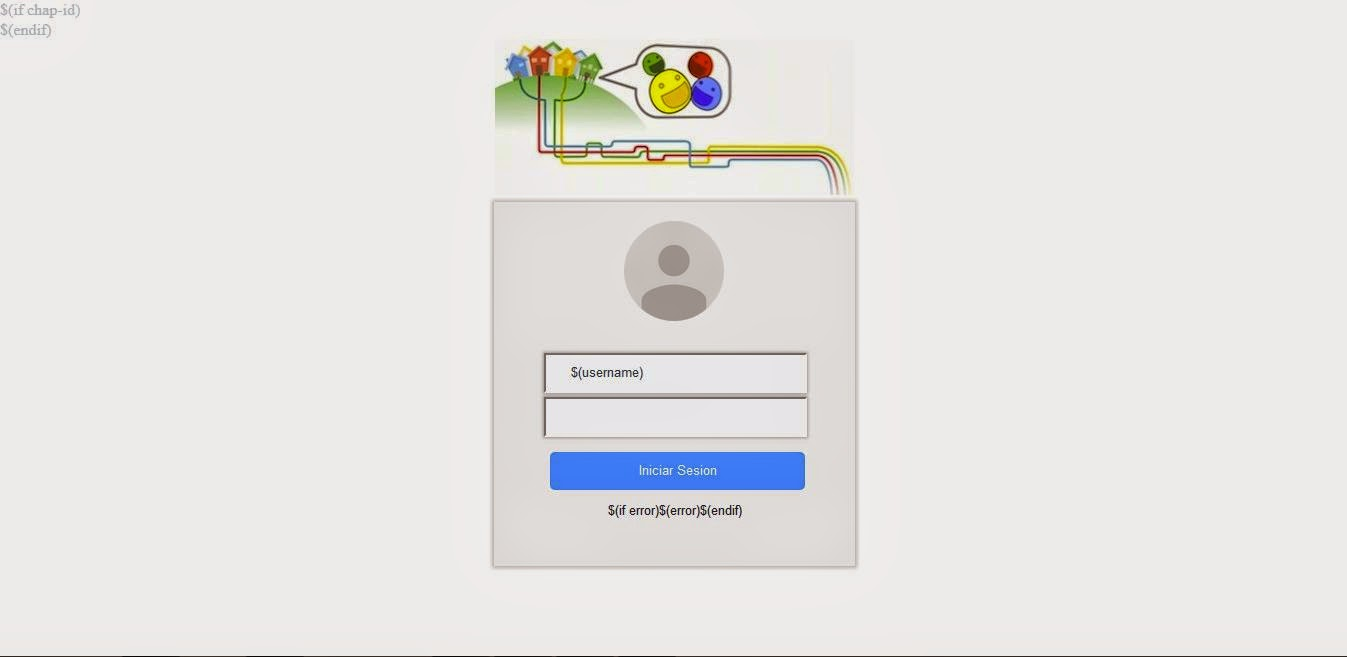 Tippo Google Mikrotik Login Page Free Template Download ~ Sajjad ISP