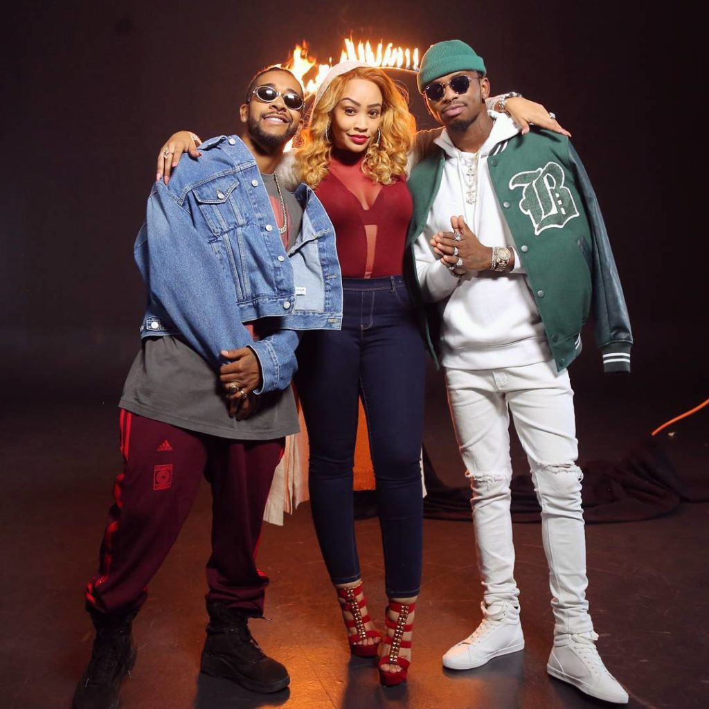 Image result for Diamond Platnumz X Omarion - African Beauty (Live Version)