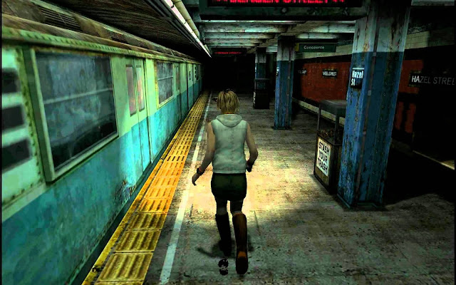 Silent Hill 3 Screenshot-3