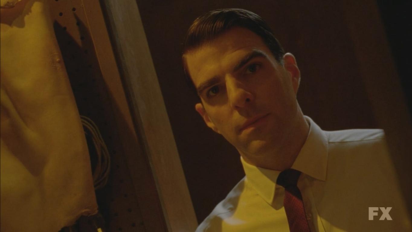American Horror Story Cenas Quentes american horror story 2x04/05: i am anne frank, i & ii