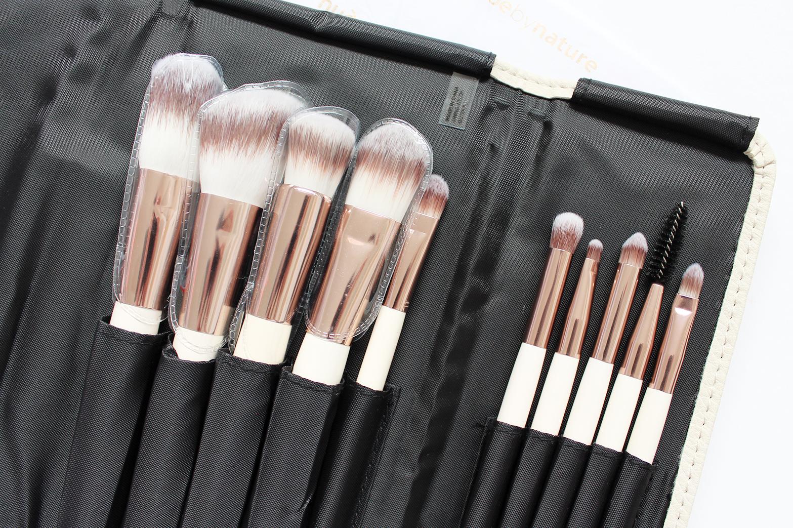 NUDE BY NATURE | Summer Luxe 10 Piece Brush Set - CassandraMyee