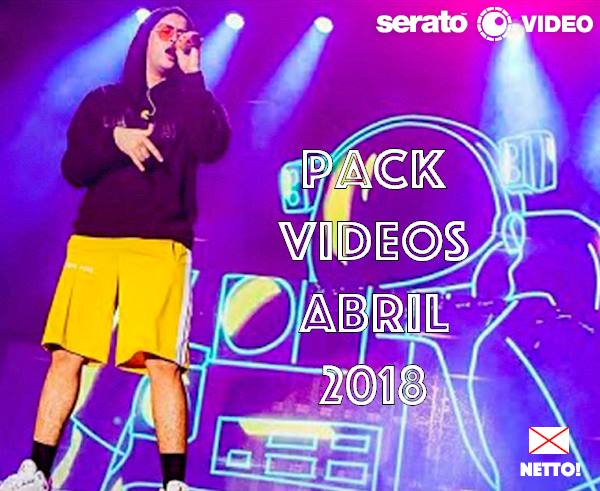 PACK VIDEOS ABRIL 2018