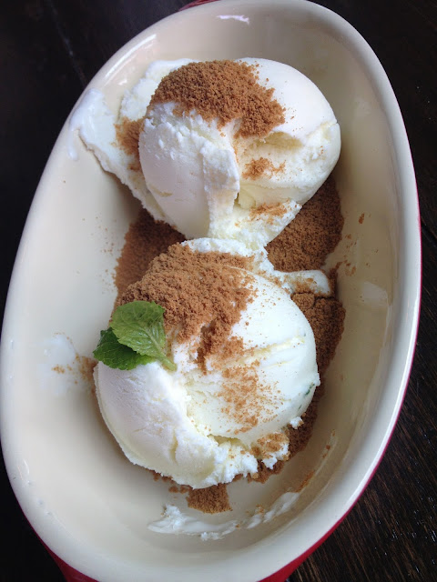 Key Lime Ice Cream, Sunshine Kitchen