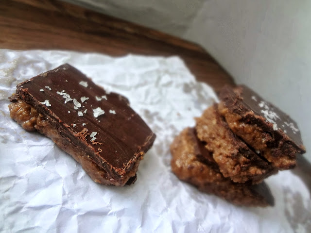 """Nutella """"Candy"""" Bars"""