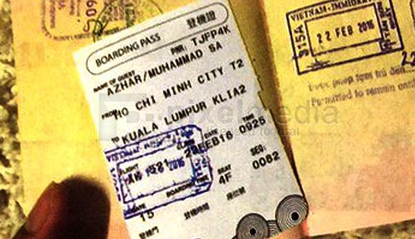 tiket ho chi min