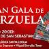 Ainhoa Zuazua y Miguel Borrallo ofrecen una 'Gran Gala de Zarzuela' en San Sebastián