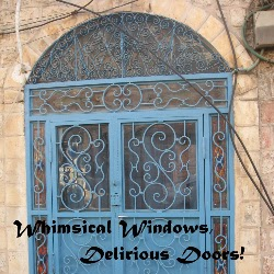 Whimsical Windows Delirious Doors 109