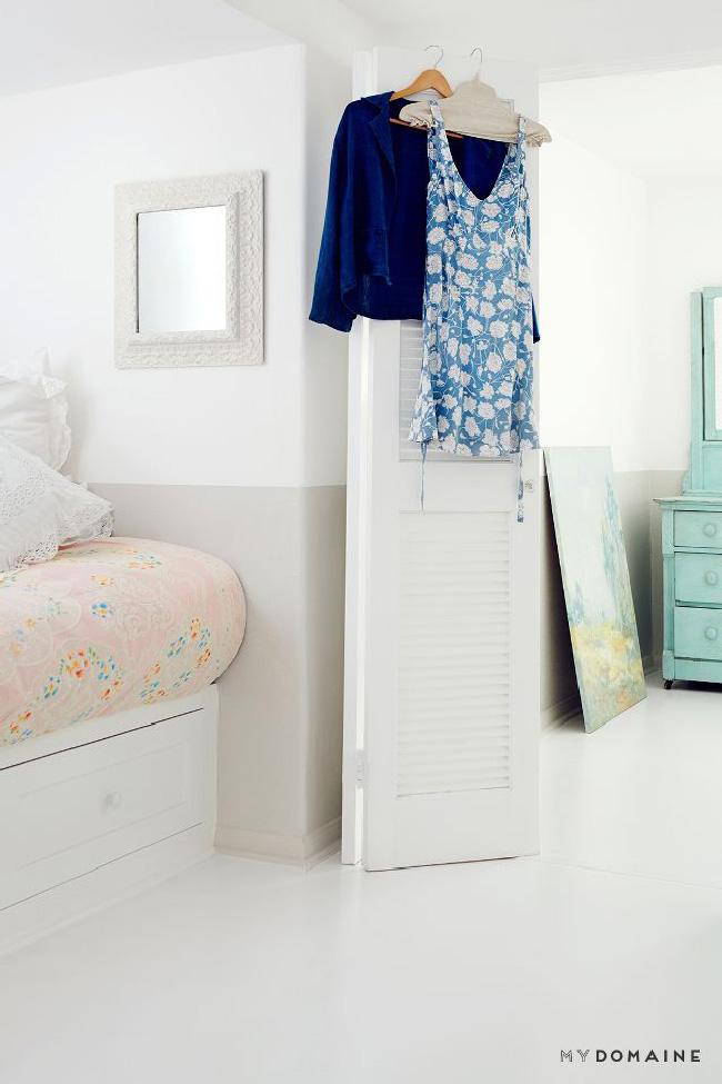 Arredare piccoli spazi: la mobilhome shabby chic di Rachel Ashwell cameretta