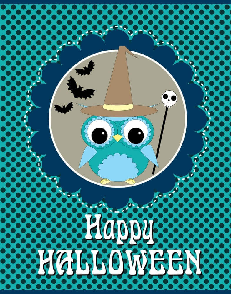 Halloween Greeting Cards Free