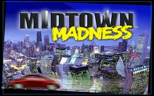 midtown madness full version free  game