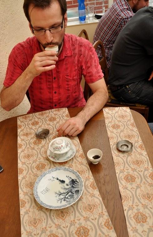 Tea Masters: August 2015