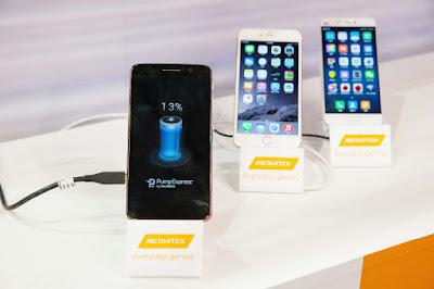 [2016 Computex] 充電5分鐘通話4小時!聯發科推Pump Express 3.0手機快充|數位時代