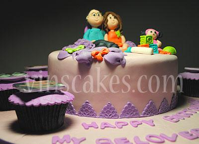 Vin S Cakes Birthday Cake Cupcake Wedding Cupcake Bandung