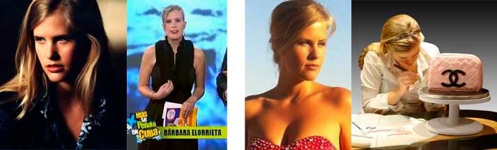 Bárbara Elorrieta, de actriz a pastelera