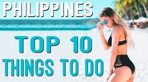 Top 10 Places to See in the Philippines Travelers Paradise