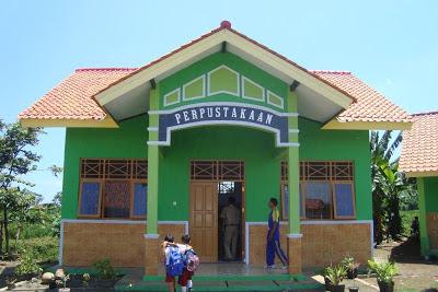 Pembangunan Gedung/Ruangan Perpustakaan Desa