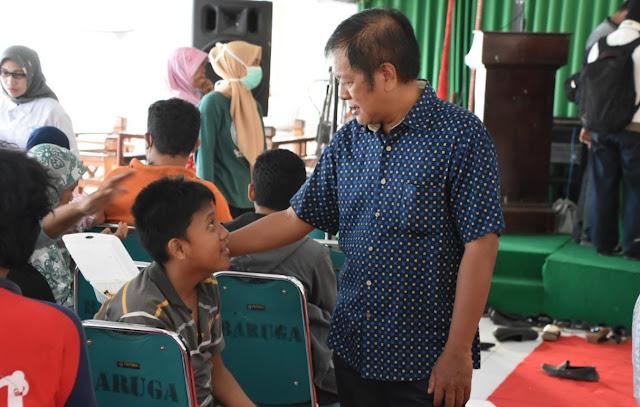 Pengungsi asal Palu Bisa Melanjutkan Pendidikan di Kabupaten Soppeng Dengan Gratis