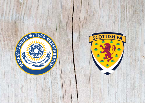 Kazakhstan vs Scotland Full Match & Highlights 21 March 2019