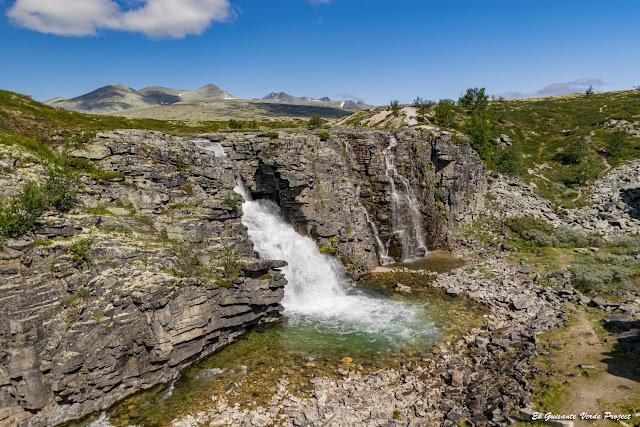 Brudesløret, Rondane - Noruega por El Guisante Verde Project