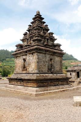Candi Arjuna