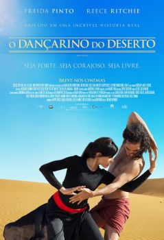 Capa do Filme O Dançarino Do Deserto