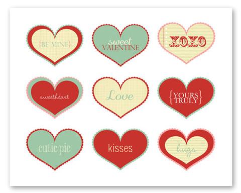 Nest Candy Free Valentine S Day Printables Money Saving