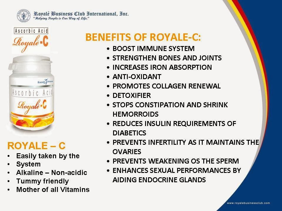 royale benefits its business club beverages