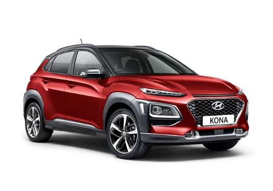 Hyundai Kona 2018 Couleurs Colors