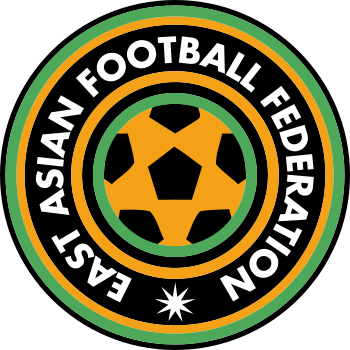 Logo Timnas Sepakbola Negara di Asia Timur EAFF