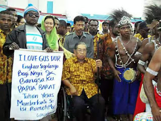 Masyarakat Papua Inginkan Monumen Gus Dur