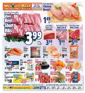 ⭐ Western Beef Ad 1/29/20 ⭐ Western Beef Circular January 29 2020