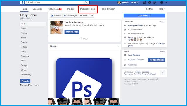 Cara Cepat Menghapus Semua Postingan di Halaman Facebook