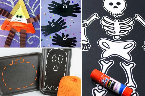 October Crafts for Kids
