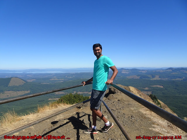 Saddle Mountain Trail