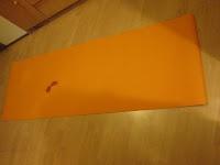 Erfahrungsbericht: Yogamatte »Shitala« / Umweltfreundliche und hypo-allergene TPE-Matte, weich und rutschfest, ideal für alle Yoga-Lehrer und Yogis / Maße: 183 x 61 x 0,5cm / In vielen Farben erhältlich.