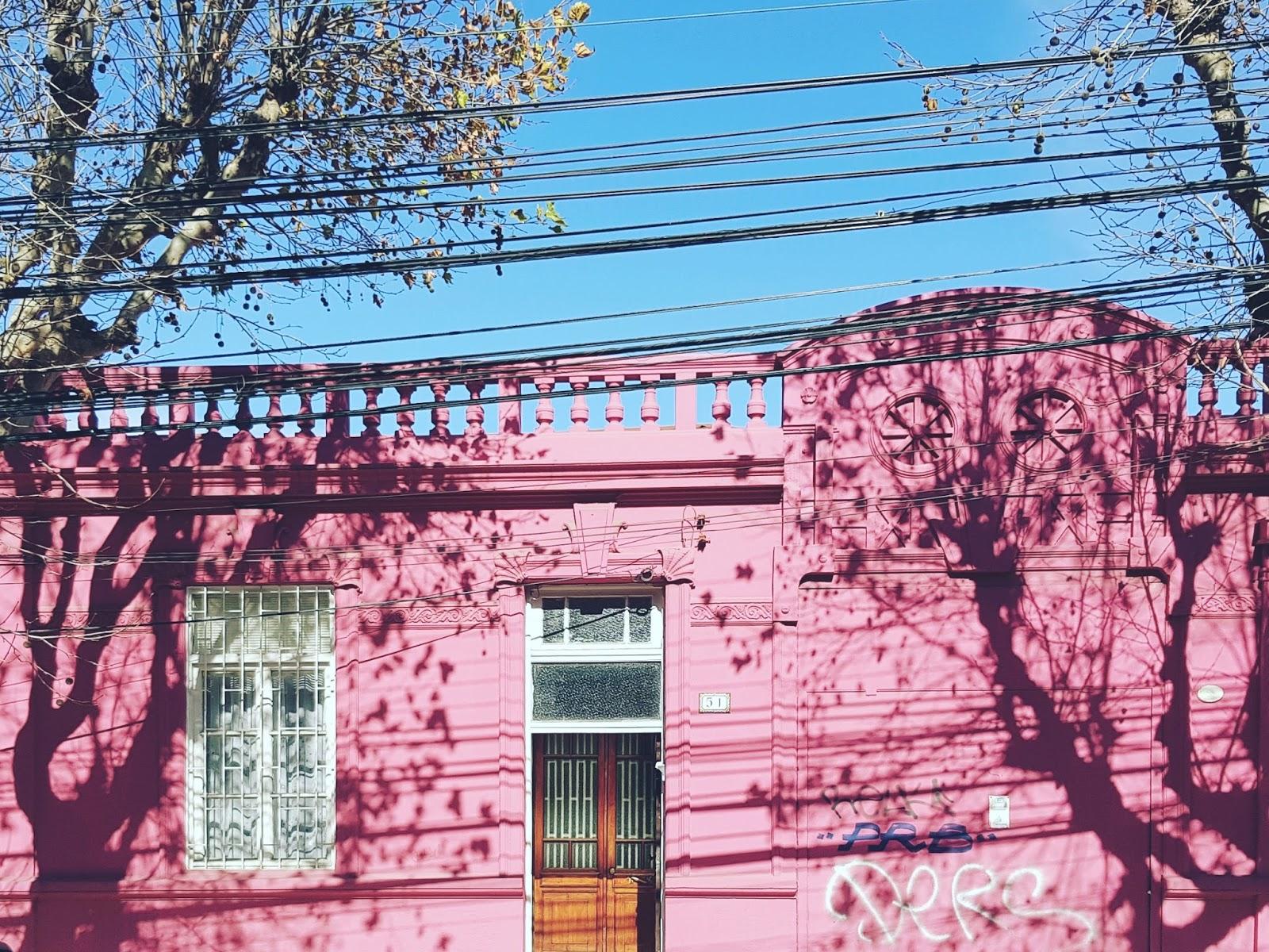 Pastel Pink Home Inspiration