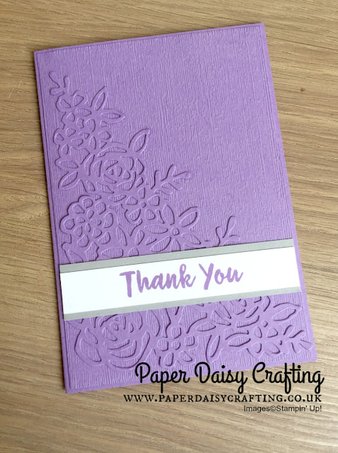 springtime impressions from Stampin Up