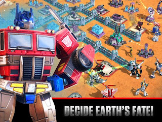Download Game Transformers : Earth Wars Apk Mod (Unlimited Energy) New Version For Android