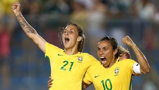 A Seleção Feminina de Futebol realmente merece aplausos