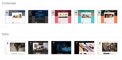 New Theme Default Of Blogger Is Available