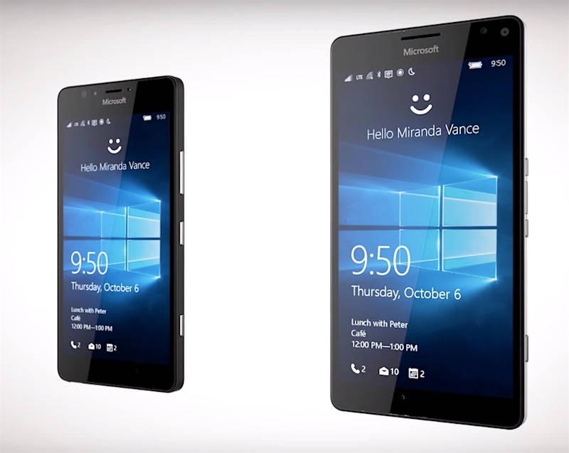 6 Fitur Terbaru Microsoft Lumia 950 dan Lumia 950 XL
