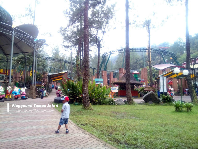 Taman Rekreasi Taman Safari Indonesia