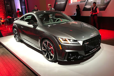 Audi TT Coupe 2018 Review, Specs, Price