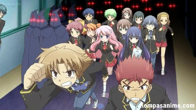 Anime Mirip Musaigen no Phantom World Terbaik