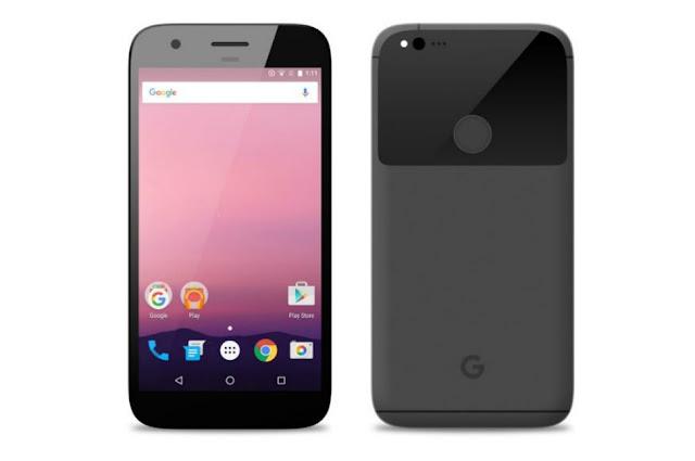 Google Pixel phone images