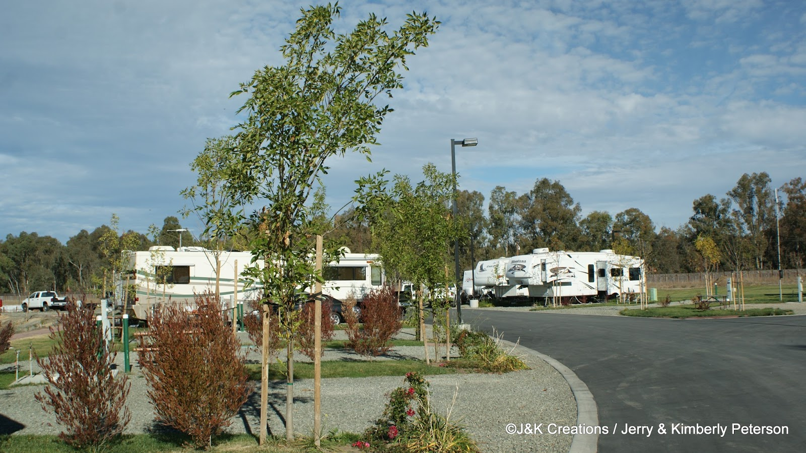 Along The Way With J Amp K Vineyard Rv Park