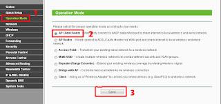 Cara Setting Tp-Link TL-WA7210N Sebagai AP Client Router