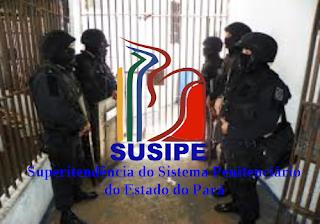 Superintendência do Sistema Penitenciário do Estado do Pará (Susipe-PA)