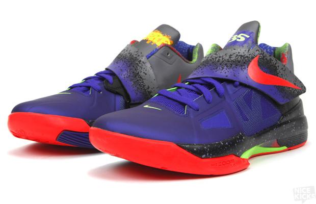 We Defy Augury: Nike Zoom KD IV Nerf