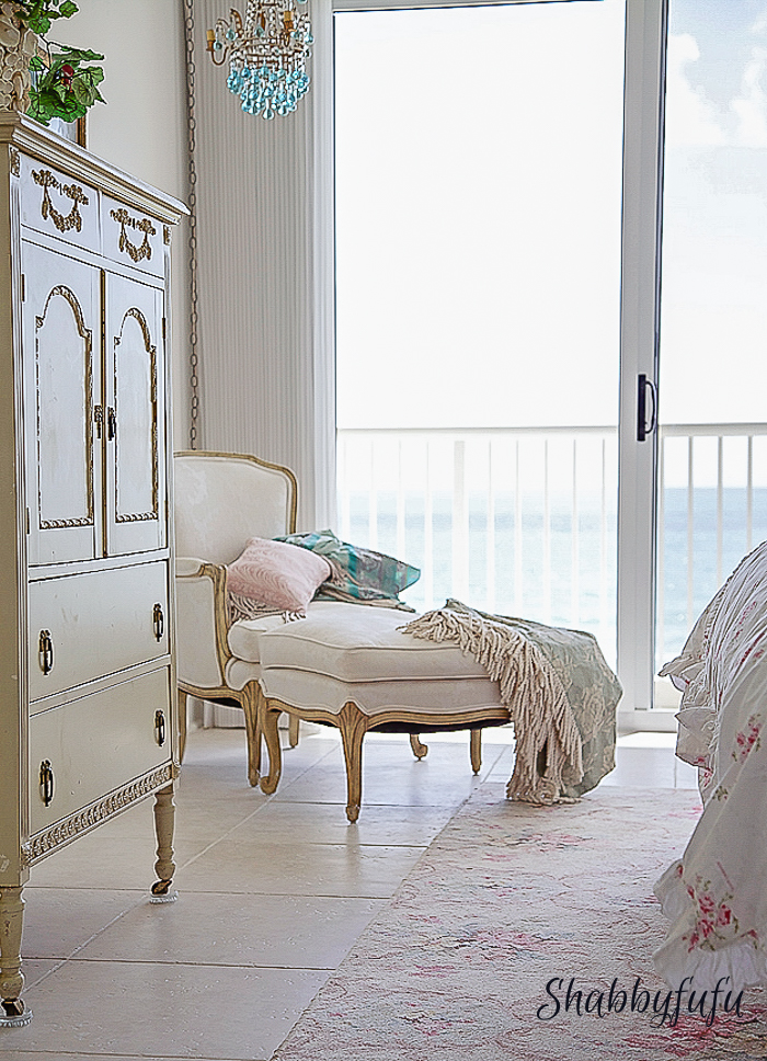 french country bedroom beach house